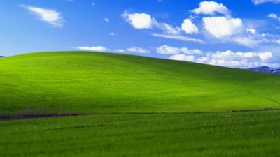 Windows XP, WindowsBliss, XP Bliss