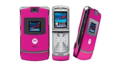 Motorola RAZR V3,