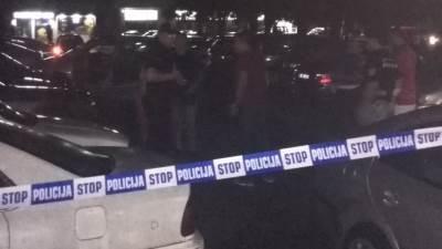 Ubistvo u centru Bara