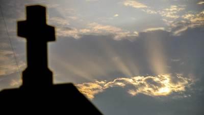 groblje, krst, crkva, smrt