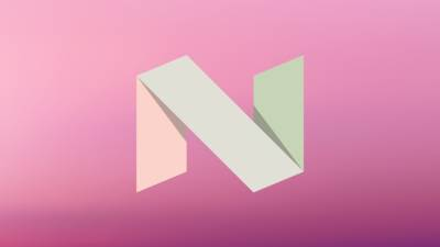 Android, Nougat, Android Nougat
