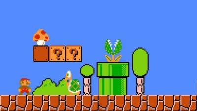 Super Mario, Nintendo,