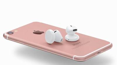 iPhone 7, AirPod, AirPods