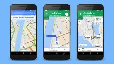 Google Maps,