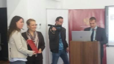 Stipendije, Sanja Vlahović
