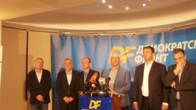 DF Demokratski front Front