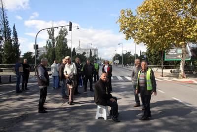 radnici KAP štrajk strajk štrajkači