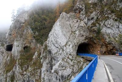 kanjon, kanjon reke Pive, Pivsko jezero, Pivski kanjon, reka Piva, Piva