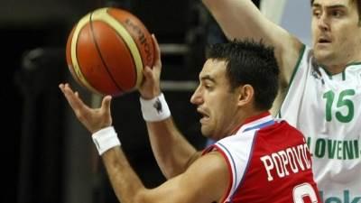 Marko Popovic, Marko Popović