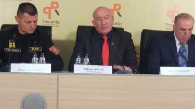 Blagojevic, Katnic, Stankovic