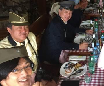 Japanski novinari u Baru