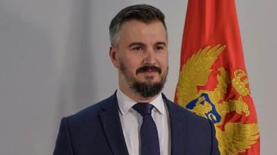 ministar Aleksandar Andrija Pejović