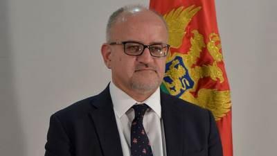 ministar Srđan Darmanović