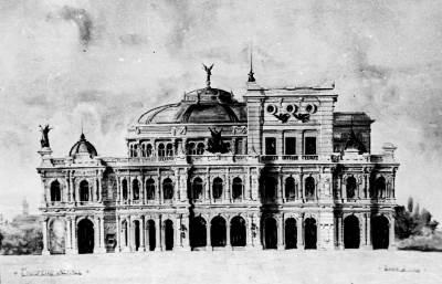 Kraljevsko pozorište u Baru