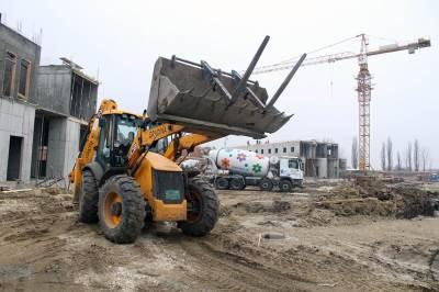gradilište, radnici, građevina, izgradnja