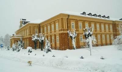 Cetinje pod snijegom 2