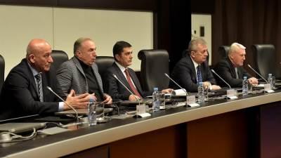 vijeće za nacionalnu bezbjednost Katnić Stanković Stojanović