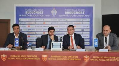 FK Budućnost , fudbal , sponzori , F.K. Budućnost