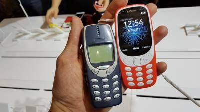 Nokia 3310 uživo