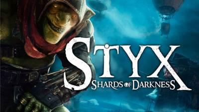 Styx: Shards of Darkness, video igre, igra, pc, playstation 4, xbox one, šunjalica, goblin