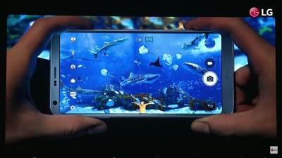 LG G6, MWC17, pametni telefoni