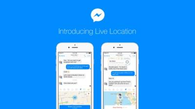 Facebook, Messenger, Live Location, aplikacija, pametni telefoni