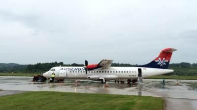 Er Srbija, avion
