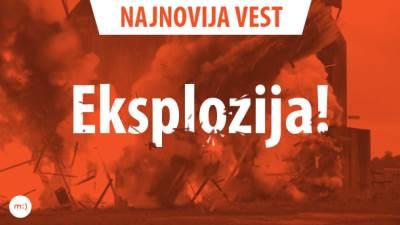Eksplozija, najnovija vest