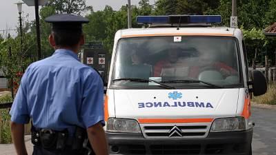 policija, hitna pomoć