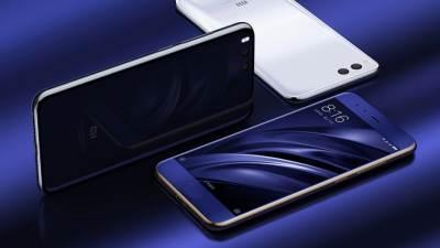 Xiaomi, Mi 6, pametni telefoni, smartfon