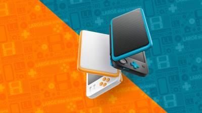 Nintendo, konzola, 2DS XL