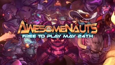 Ronimo Games, AwesomeNauts, Igre, Igra