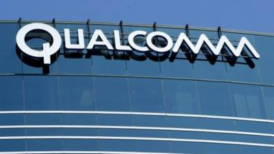 Qualcomm, Qualcomm logo, Snapdragon