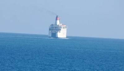 Svetac II poslednja plovidba