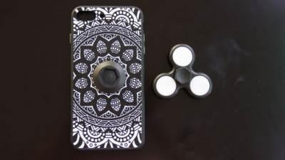 Kućište za iPhone sa fidget spinner-om, maska za telefon