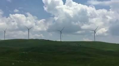 vetrenjače vjetrenjače vjetrenjace Krnovo