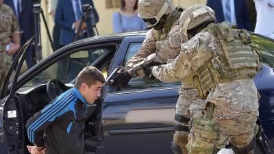 Vojska Crne Gore Marković vojna policija VCG specijalci