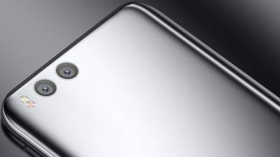 Xiaomi Mi 6 super shinny silver edition