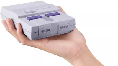 mini Super SNES Classic konzola Nintendo retro konzola