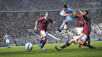FIFA, FIFA 14, FIFA 14 Ultimate Team, EA, Electronic Arts