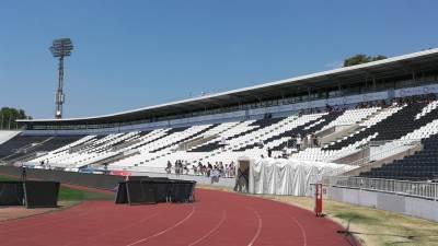FK Partizan, Partizan, Stadion Partizana, JNA, Humska