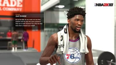 NBA 2K18 slike iz igre, NBA 2K18 ocene igrača