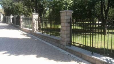 Kraljev park, vandalizam