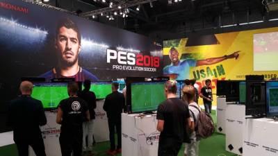 Gamescom 2017 izveštaj i slike