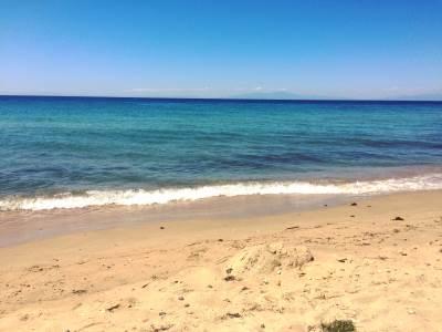 more, voda, plaža, pesak