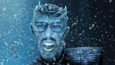 Game of Thrones filter Facebook camera