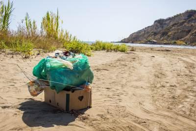 Uspješna akcija čišćenja obale u Ulcinju