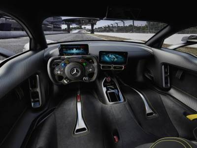 Mercedes-AMD Project One