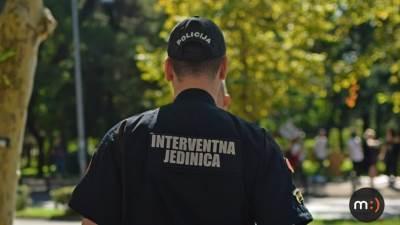 teambuilding, interventna, policija, policajac