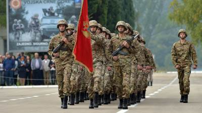 Dan Vojske Vojska Crne Gore VCG